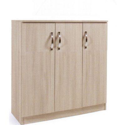 шкаф нисък ГАБРИЕЛА с три врати